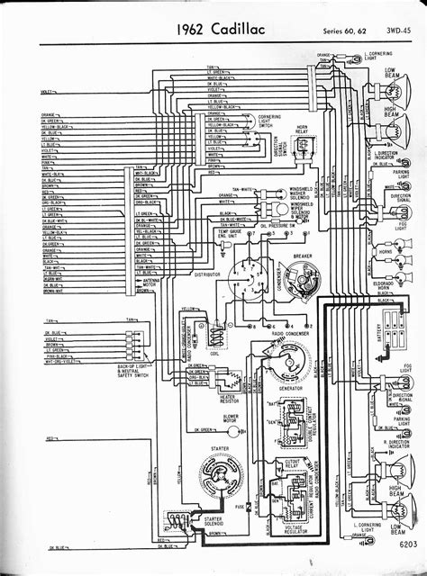 free cadillac wiring diagrams 1962 cadillac wiring harness free wiring diagrams schematics