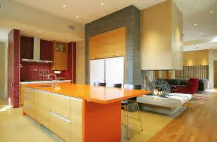 greem interior color design kitchen home interior designs