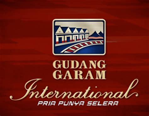 Gudang Garam International gudang garam international on behance