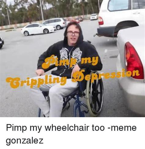 Wheelchair Meme - pimp my wheelchair www pixshark com images galleries