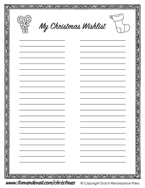 doc 600525 red pattern christmas wish list paper pack