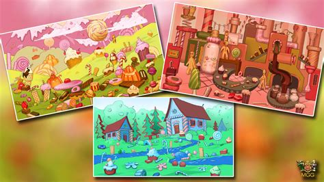 wallpaper game stores candy land colorful backgrounds pack your new asset store