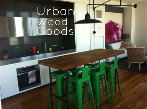 Height Of Bar Top by Items Similar To High Bar Table Made Of Reclaimed Wood We