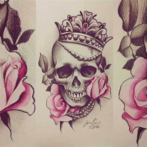 pretty skull tattoo designs best 25 feminine skull tattoos ideas on sugar