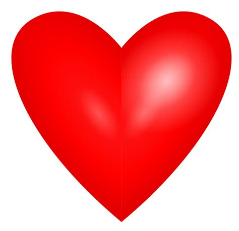 images of hearts clipart best