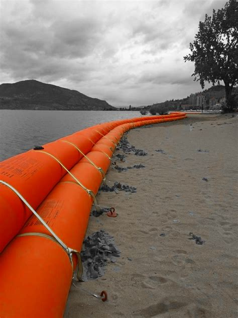 tiger dams  sandbags  flood control
