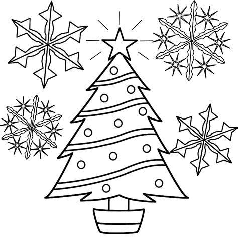 coloring pages snowflakes simple snowflake coloring pages coloring home