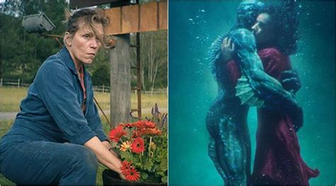 film india water the shape of water three billboards outside ebbing