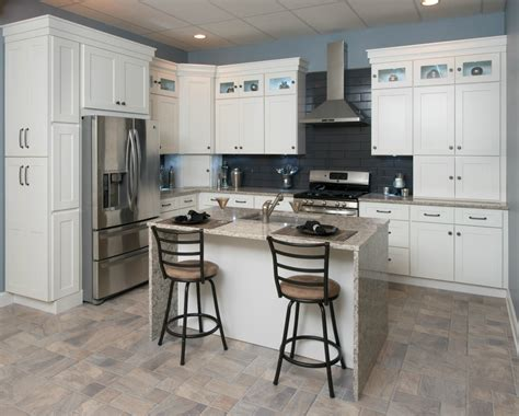 shop for kitchen cabinets frosted white shaker ready to assemble kitchen cabinets kitchen cabinets