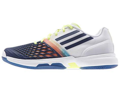 adidas womens adizero tempaia 3 tennis shoes white