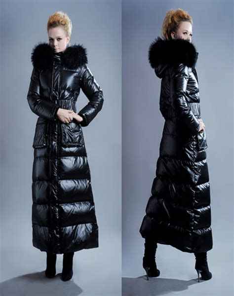 Fashion For Real by Fashion Filled Coat With Real Fur Collar