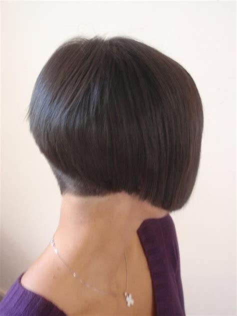 how to cut own back of bob bol et nuque courte bob cut pinterest bobs haircuts