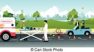 Motorrad Unfälle by Fahrradunfall Illustrationen Und Stock Art 806
