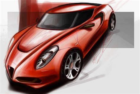 alfa romeo 174 4c spider new convertible sports car australia