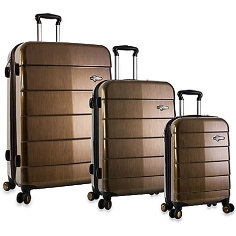 bed bath beyond luggage heys 174 cronos elite expandable upright spinner luggage