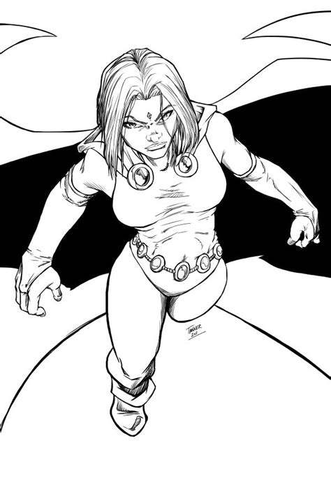 raven superhero coloring page 17 best images about kiddles coloring pages on pinterest