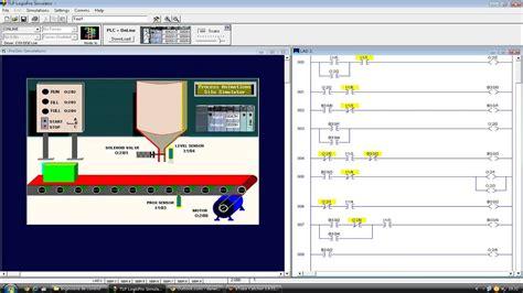 silo simulator en tlp logixpro youtube