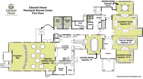 retreat house plans floor plan of retreat house house and home design