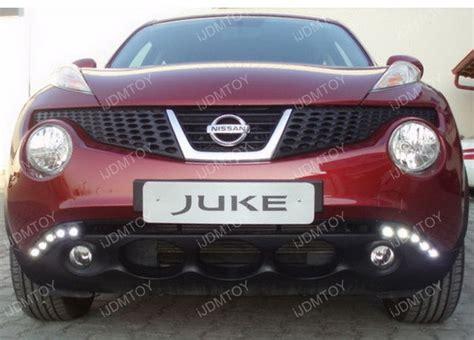 Lu Led Nissan Juke exact fit nissan juke 10w high power led daytime running