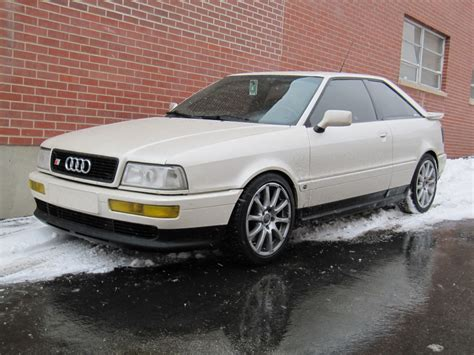 how to sell used cars 1991 audi coupe quattro electronic toll collection 1990 audi coupe information and photos momentcar