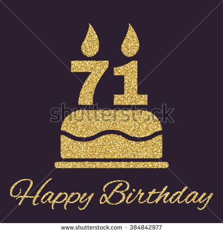 71st birthday images 71 birthday stock images royalty free images vectors