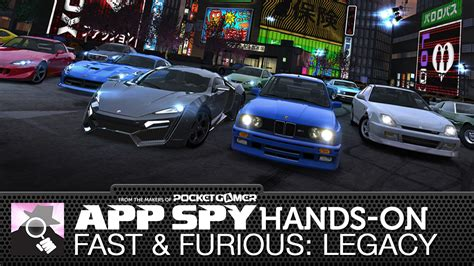 fast and furious kabam hands on with fast furious legacy kabam s new drift