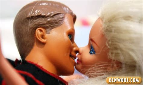 film barbie kiss the gallery for gt barbie and ken kissing coloring pages