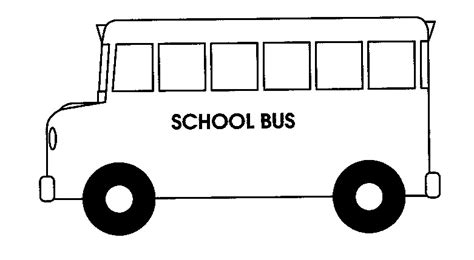 abc station back to school school bus coloring page