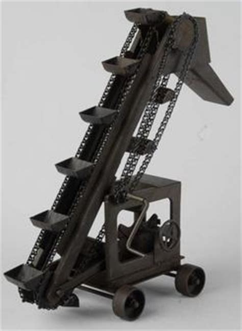 The Chaining Buddy Equipment Buddy L Sand Loader Pressed Steel