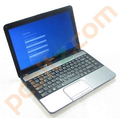 toshiba satellite pro l830 intel i3 1 5ghz 4gb 320gb win 10 13 3 quot laptop refurbished laptops