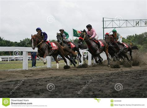 Cacing Wonogiri race editorial stock photo image 33230928