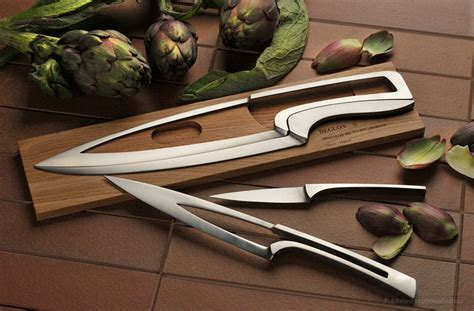 coolest kitchen knife design ever i like to waste my time