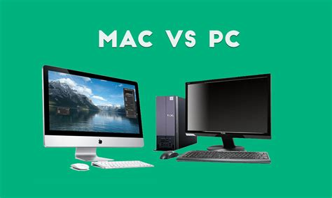 Mac Pc mac vs pc which is better detailed comparison between