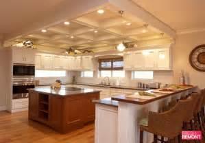 потолок из гипсокартона на кухне варианты дизайна фото