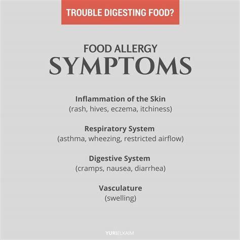 food allergy symptoms 3 reasons why you trouble digesting food yuri elkaim
