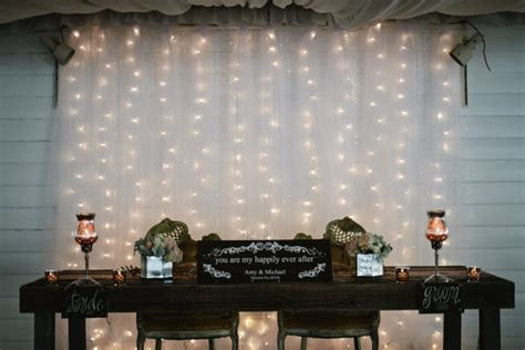 wedding backdrop with lights white tulle wedding backdrop with led lights