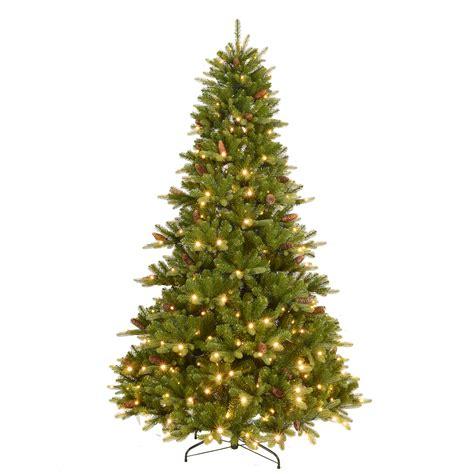 Sears Trees Pre Lit - donner blitzen incorporated 7 5 pre lit premier pine