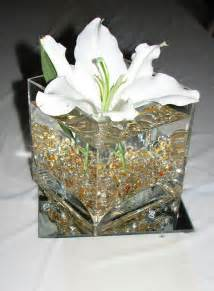 ideas for 50th wedding anniversary centerpieces 2 50th wedding anniversary decoration ideas