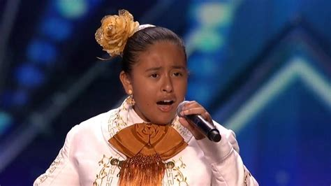 famous 13 year olds 2015 america s got talent 2015 s10e03 alondra santos 13 year