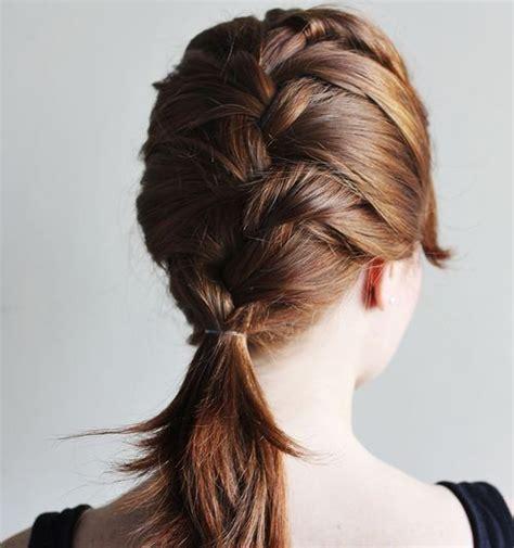 braids hairstyles tutorial for medium hair 25 stunning updos for medium hair you gotta try