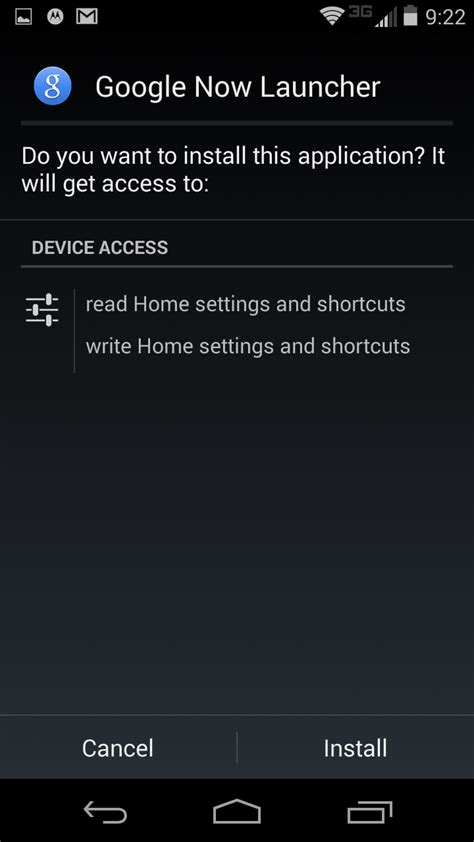 now apk here s how to get the now launcher on any android phone or tablet