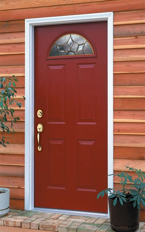 Cost To Replace Exterior Door What Factors Impact The Cost Of A New Front Door Thompson Creek Window Company