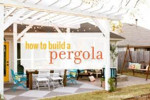 How To Build A Arbor Pergola by How To Build A Pergola
