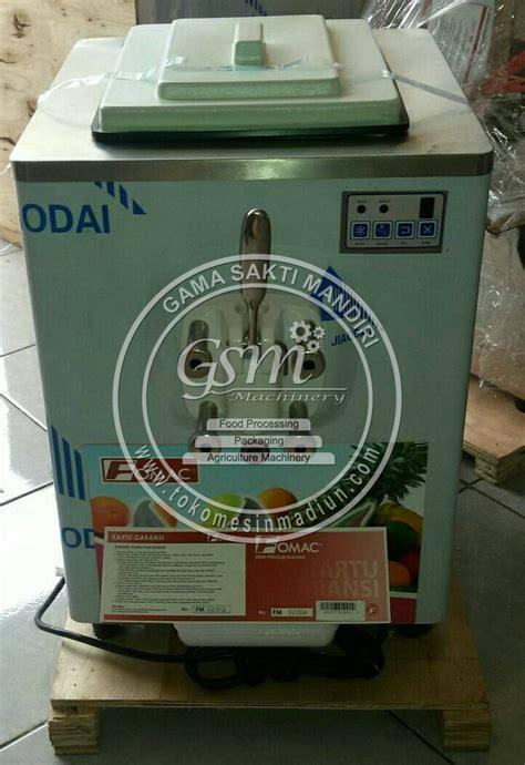 Harga Mesin Soft Merk mesin pembuat soft fomac toko mesin gama sakti