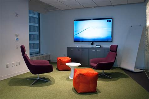 technology  corporate room types