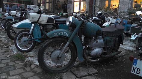 Motorrad Berlin Russen by Ein Besuch In Gabors Mz Laden In Berlin