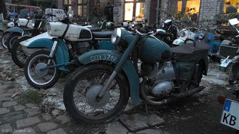 Motorrad Laden In Berlin by Ein Besuch In Gabors Mz Laden In Berlin