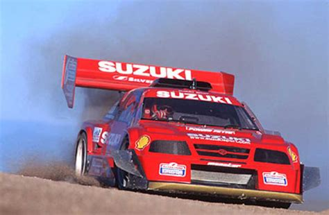 Suzuki Escudo Rally Car Suzuki Escudo Pikes Peak Your Meme