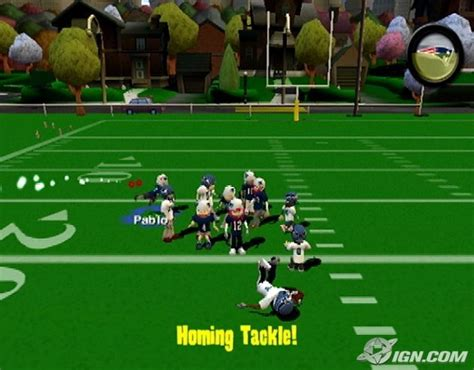 play backyard football backyard football 2008 screenshots pictures wallpapers