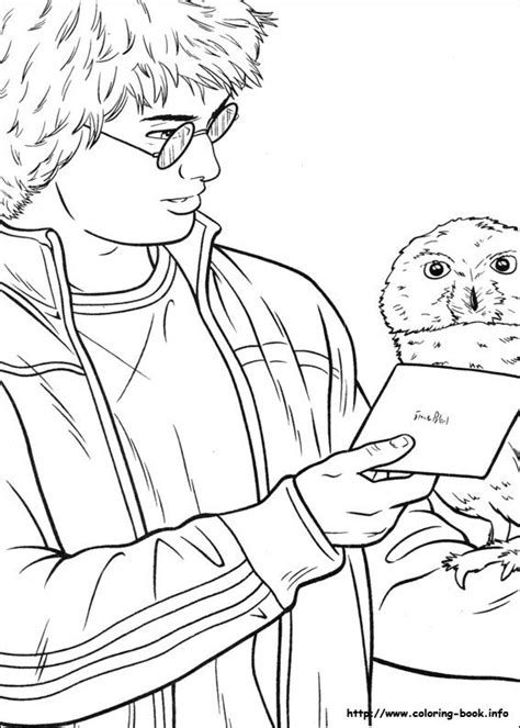 coloring pages harry potter and the goblet of fire 28 best images about harry potter coloring pages on